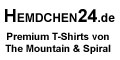 hemdchen24.de - Premium T-Shirts von The Mountain & Spiral