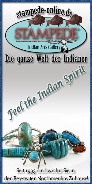 Indianerschmuck & Die ganze Welt der Indianer von STAMPEDE�