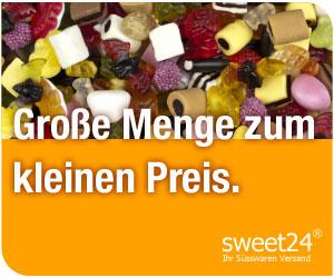 sweet24 - Ihr Süsswaren Versand